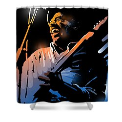 Glen Terry Shower Curtain by Paul Sachtleben