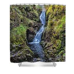 Glenariff Shower Curtain
