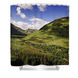 Glencoe Shower Curtain