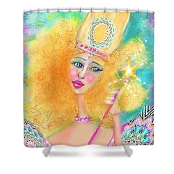Glenda Shower Curtain