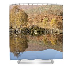Glengarry Reflection Shower Curtain
