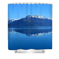 Glenorchy Road New Zealand Shower Curtain