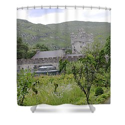 Glenveagh Castle Gardens 4287 Shower Curtain
