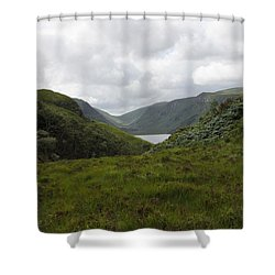 Glenveagh National Park Shower Curtain