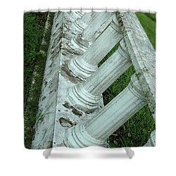 Glide Path Shower Curtain