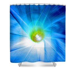 Glorious Explosion Shower Curtain