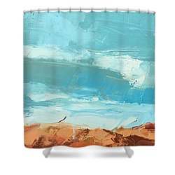 Glorious Journey Shower Curtain