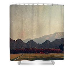 Glorious Light Shower Curtain by Laurie Search