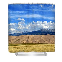 Glorious Morning 2 Shower Curtain
