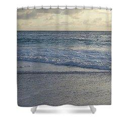Glorious Sunrise Shower Curtain by Margaret Brooks