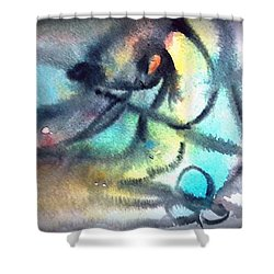 Go In Front Shower Curtain
