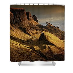 Gods Country Shower Curtain
