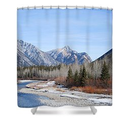 God's Country Shower Curtain