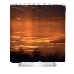 God's Love Shower Curtain