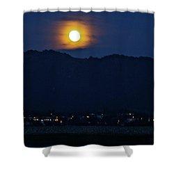 God's Nightlight Shower Curtain