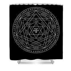 Goetia Shower Curtain