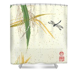 Gohan Shower Curtain