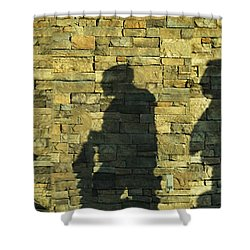 Shower Curtain featuring the photograph Going Home by Lyric Lucas