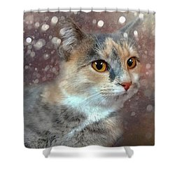 Goldie Shower Curtain
