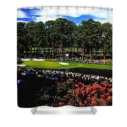 Golf Masters Shower Curtain