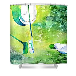 Golf Series - Finale Shower Curtain