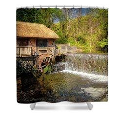 Gomez Mill House Shower Curtain