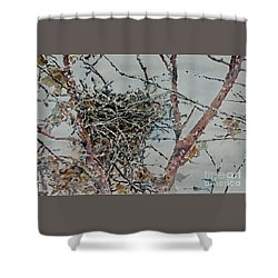 Gone South Shower Curtain