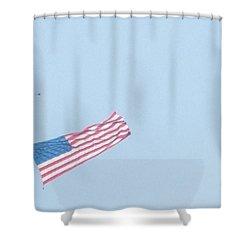 Good Glory Shower Curtain by Caryl J Bohn