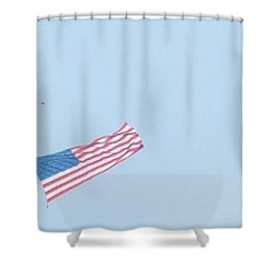 Good Glory Shower Curtain
