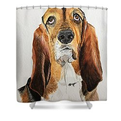 Good Grief Shower Curtain