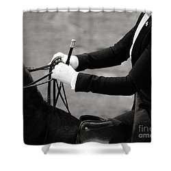 Good Hands Shower Curtain