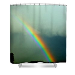 Good Morning Sydney Shower Curtain