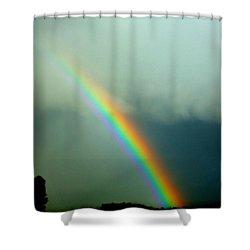 Good Morning Sydney Shower Curtain