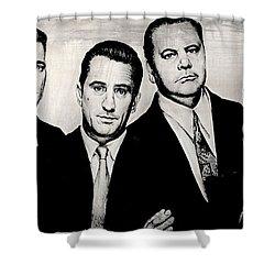 Goodfellas Shower Curtain