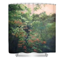 Gorgeous Gorge Shower Curtain