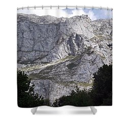 Gorgeous View Of The Picos De Europa Shower Curtain