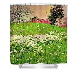 Shower Curtain featuring the photograph Got A Thing For You by Diana Angstadt