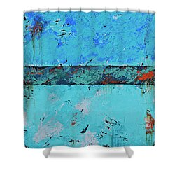 Got The Blues Shower Curtain