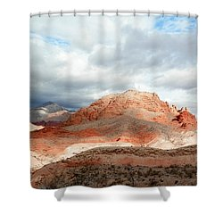 Grace And Goodness Shower Curtain