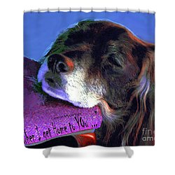 Grace At Home Shower Curtain