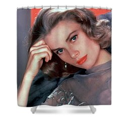 Grace Kelly Shower Curtain