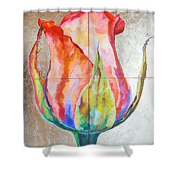 Graceful Love Shower Curtain