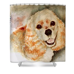 Gracie Shower Curtain