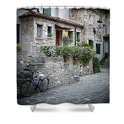 Grado Antica Shower Curtain