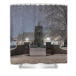 Graham Presbyterian Church Shower Curtain