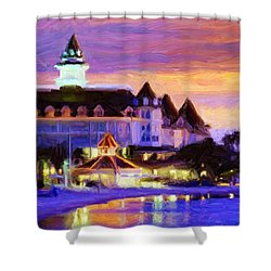 Grand Floridian Shower Curtain