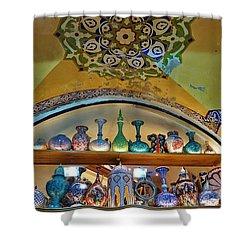 Grand Bazaar Istanbul Shower Curtain