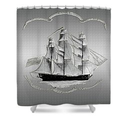 Grand Canton Shower Curtain