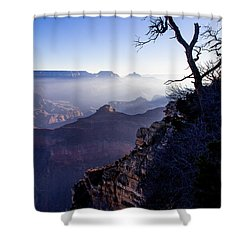 Shower Curtain featuring the photograph Grand Canyon 33 by Donna Corless