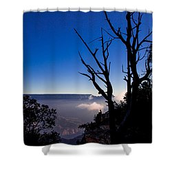 Shower Curtain featuring the photograph Grand Canyon 34 by Donna Corless